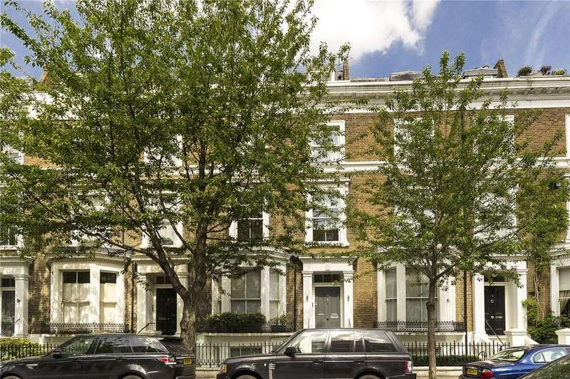 2 Bedrooms Flat for sale in Upper Addison Gardens, London, W14