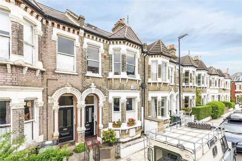 2 Bedrooms Flat for sale in Helix Road, London, SW2