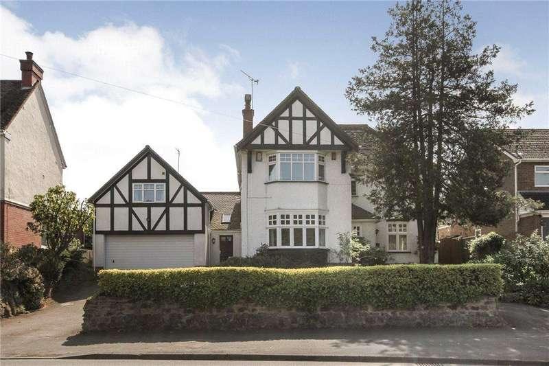 5 Bedrooms Detached House for sale in Ham Lane, Stourbridge, West Midlands, DY9