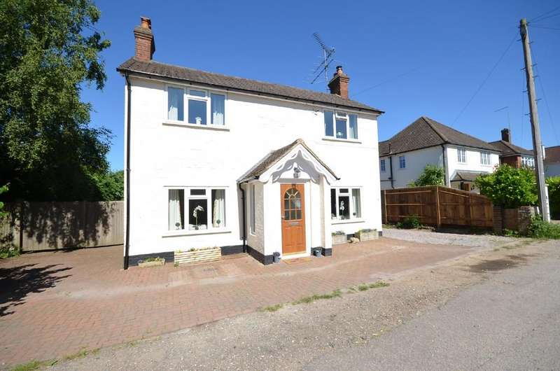 5 Bedrooms Detached House for sale in Chestnut Avenue, Farnham