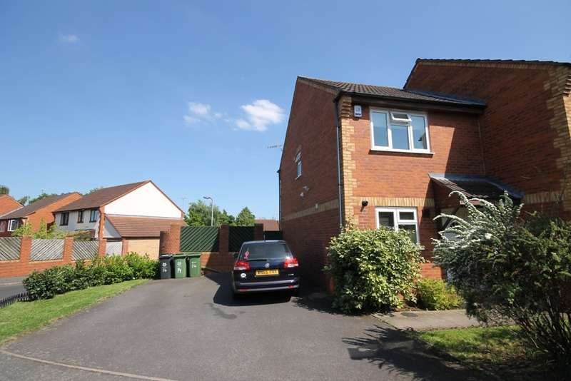 2 Bedrooms End Of Terrace House for sale in Fairfield Close, WR4 9TX - High Quality FinishThroughout