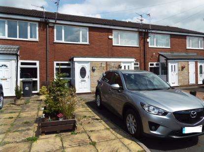 2 Bedrooms Terraced House for sale in St. Aidans Grove, Salford, Greater Manchester