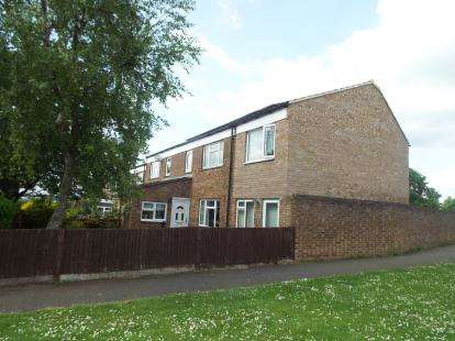 4 Bedrooms End Of Terrace House for sale in Western Close, Letchworth Garden City, Hertfordshire, England
