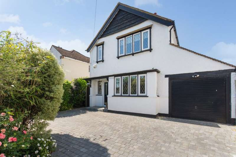 3 Bedrooms Detached House for sale in Goodwin Avenue, Whitstable, CT5