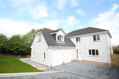 5 Bedrooms Detached House for sale in New Plot, Redmill View, East Whitburn