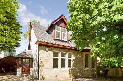 4 Bedrooms Detached House for sale in Braids Road, Paisley