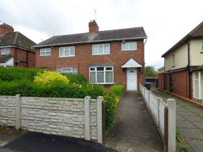 3 Bedrooms Terraced House for sale in Hawthorne Road, Walsall, West Midlands