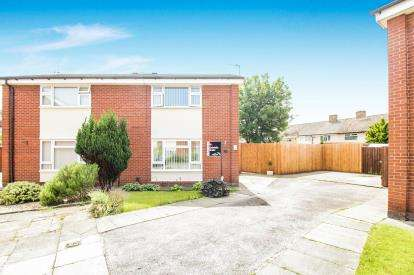 3 Bedrooms Semi Detached House for sale in Amaury Close, Thornton, Liverpool, Merseyside, L23