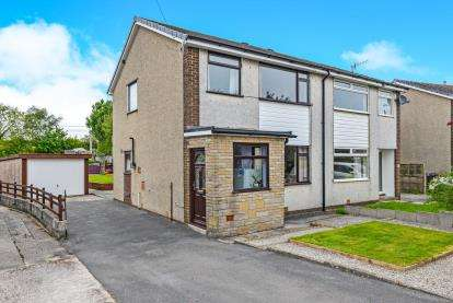 3 Bedrooms Semi Detached House for sale in Sunnybank Road, Bolton Le Sands, Carnforth, LA5