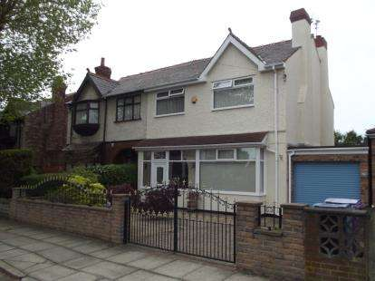 3 Bedrooms Semi Detached House for sale in Caldy Road, Liverpool, Merseyside, L9
