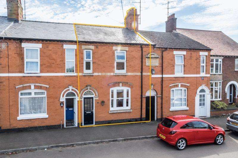 3 Bedrooms Terraced House for sale in Wharf Road, Higham Ferrers