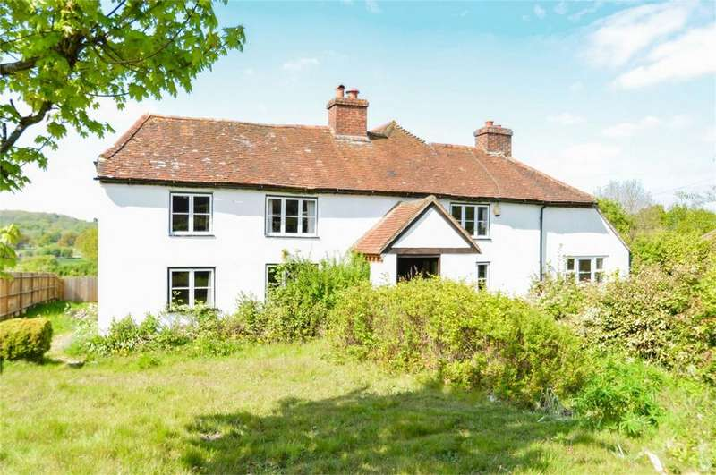 5 Bedrooms Detached House for sale in Forge Road, Kingsley, Hampshire