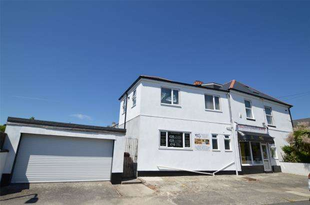 3 Bedrooms Semi Detached House for sale in Fircroft Road, Plymouth, Devon