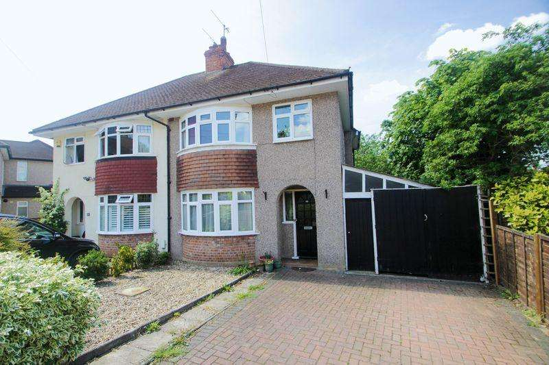 3 Bedrooms Semi Detached House for sale in Ashtead