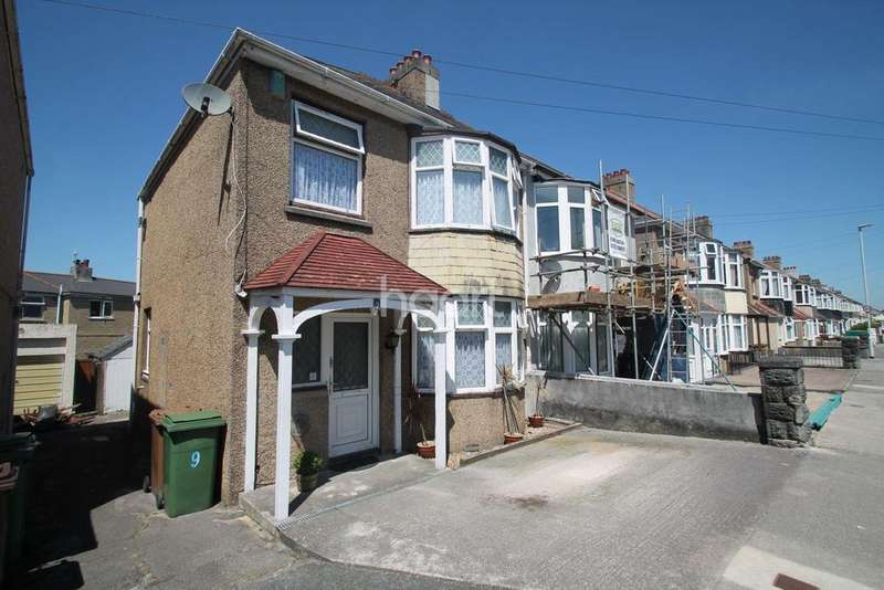 3 Bedrooms Semi Detached House for sale in Ayreville Road, Beacon Park