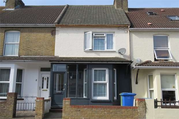 2 Bedrooms Terraced House for sale in Burley Road, SITTINGBOURNE, Kent