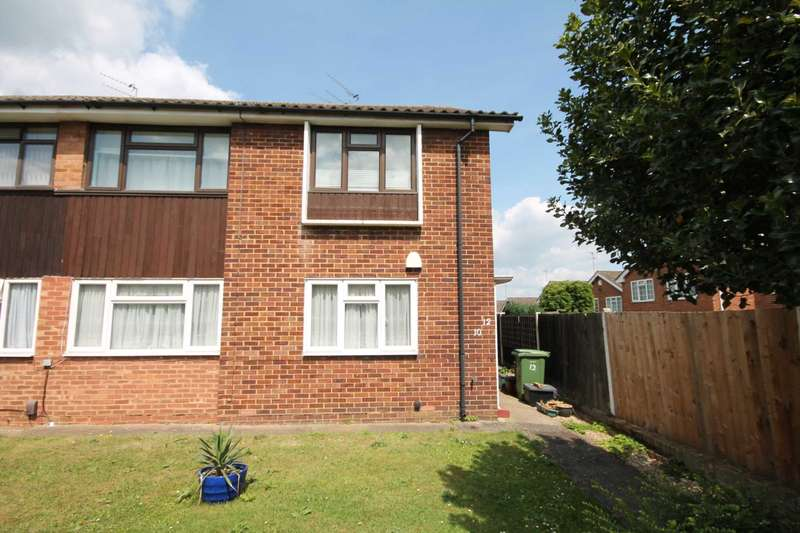 2 Bedrooms Maisonette Flat for sale in Thwaite Close, Erith