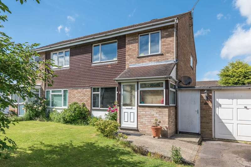 3 Bedrooms Semi Detached House for sale in Strawberry Hill, Bloxham