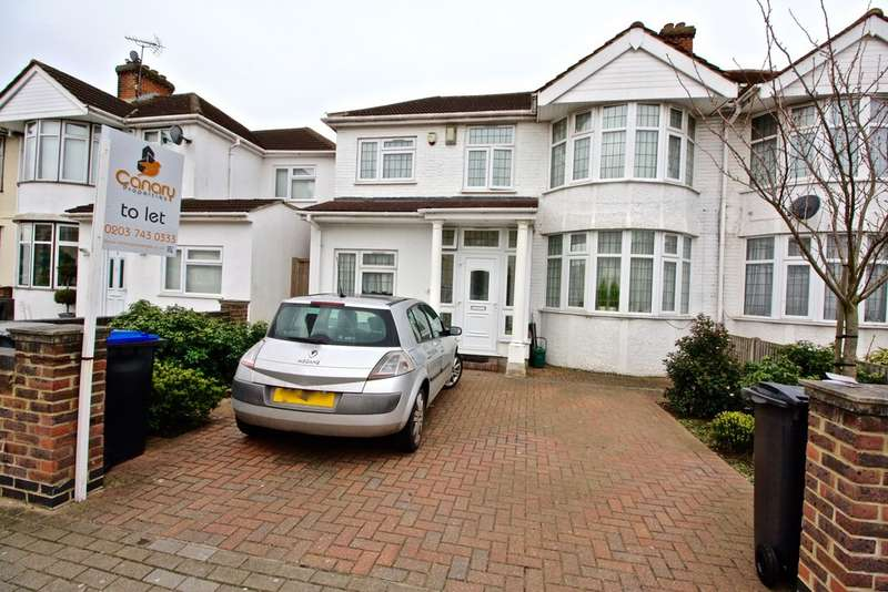 6 Bedrooms Semi Detached House for sale in Berkeley Road, Kingsbury Road, London NW9