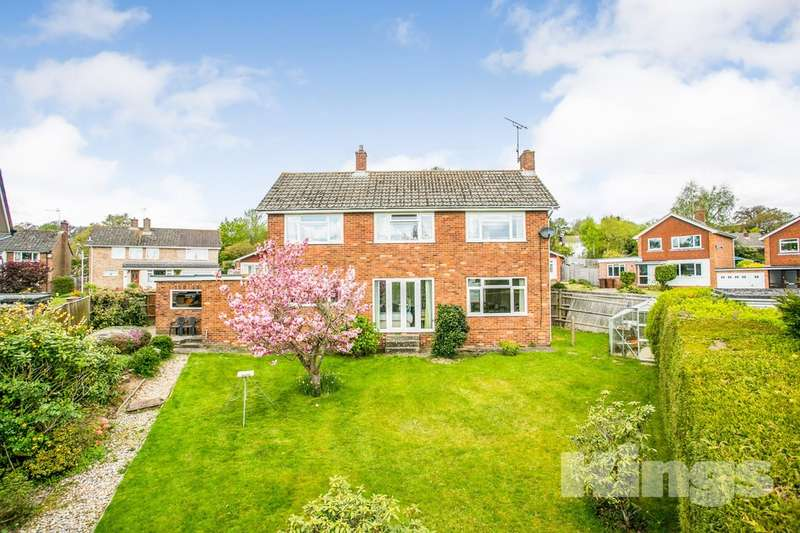 3 Bedrooms Detached House for sale in Roundhill Road, Tunbridge Wells