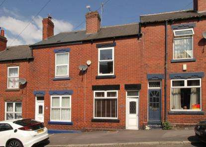 3 Bedrooms Terraced House for sale in Haughton Road, Sheffield, South Yorkshire