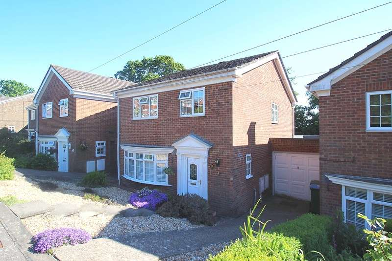 4 Bedrooms Detached House for sale in Pallant Gardens, Wallington, Fareham