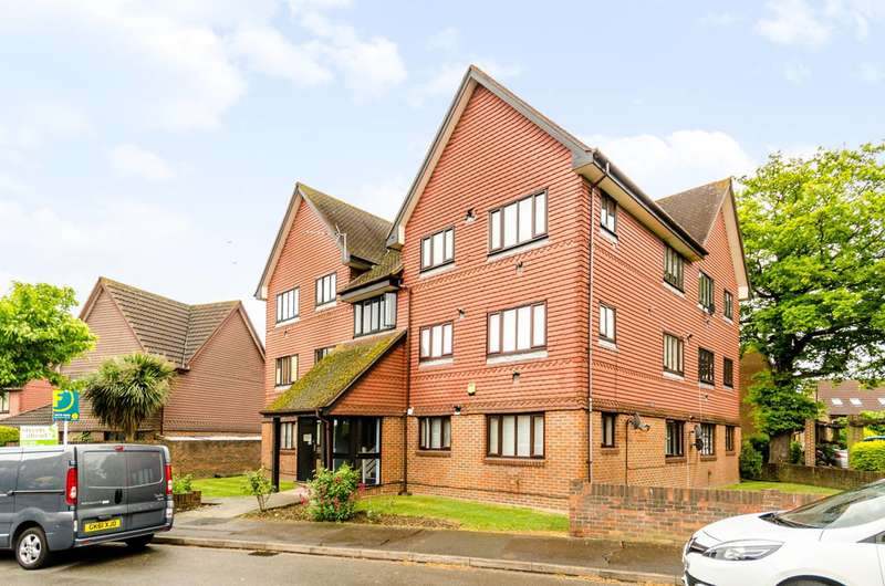 1 Bedroom Flat for sale in Marigold Way, Shirley, CR0