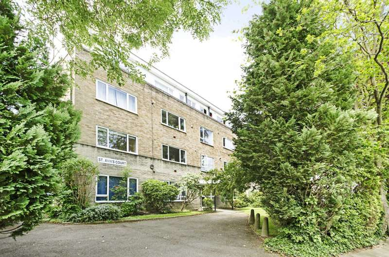 2 Bedrooms Flat for sale in Sunningfields Road, Hendon, NW4