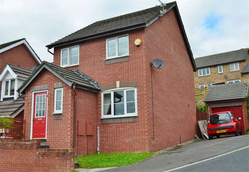 3 Bedrooms Detached House for sale in Dol Y Felin, Bedwas, Caerphilly, CF83
