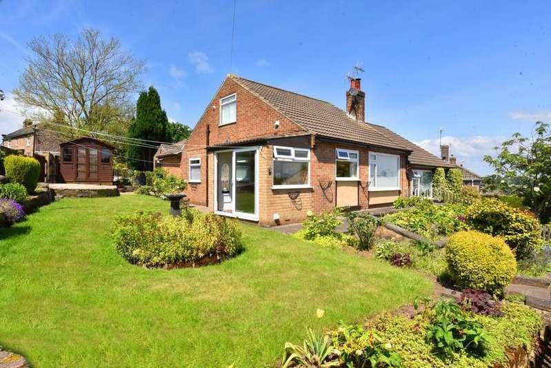 2 Bedrooms Semi Detached Bungalow for sale in Bachelor Road, Harrogate