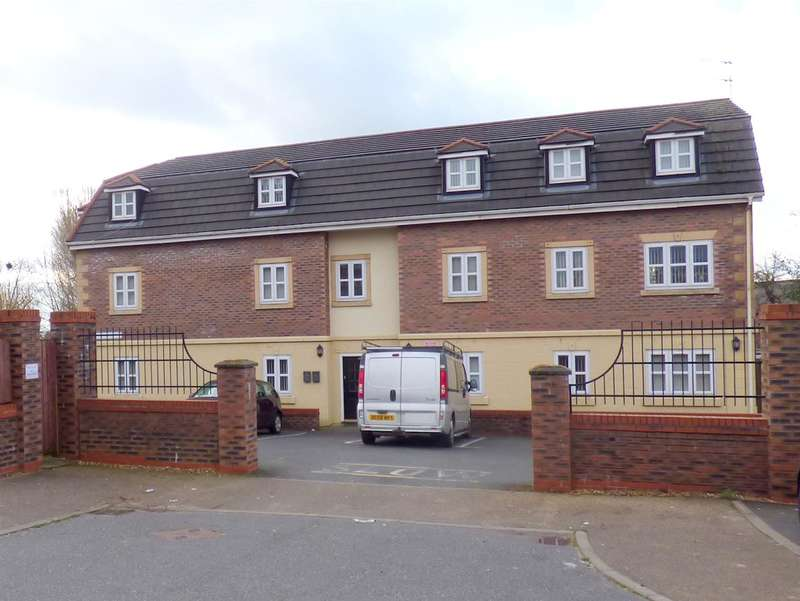 2 Bedrooms Apartment Flat for sale in Rio House, Huyton, Liverpool