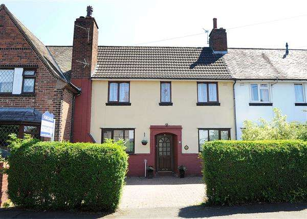 3 Bedrooms Town House for sale in 8 Francis Road, Irlam M44 6AY