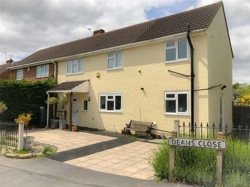 4 Bedrooms Semi Detached House for sale in Deans Close, Stoke Poges