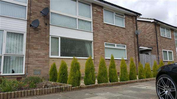 2 Bedrooms Apartment Flat for sale in Lowbiggin, Newcastle upon Tyne