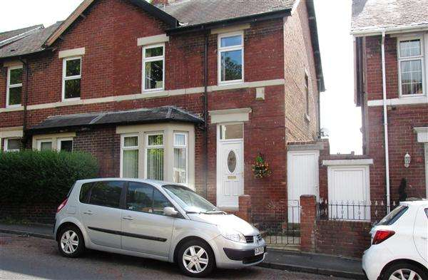 3 Bedrooms Semi Detached House for sale in Union Hall Road, Newcastle upon Tyne