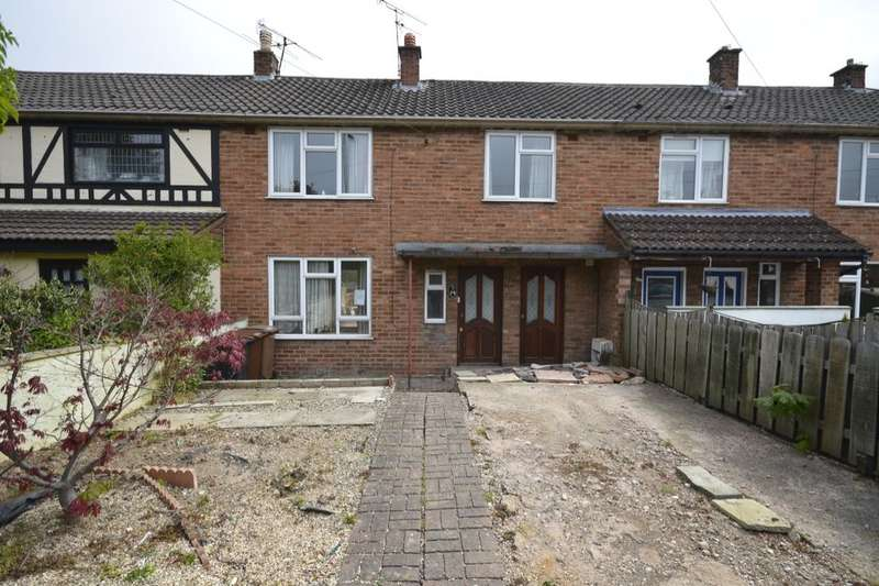 3 Bedrooms Property for sale in College Road, Oswestry, SY11