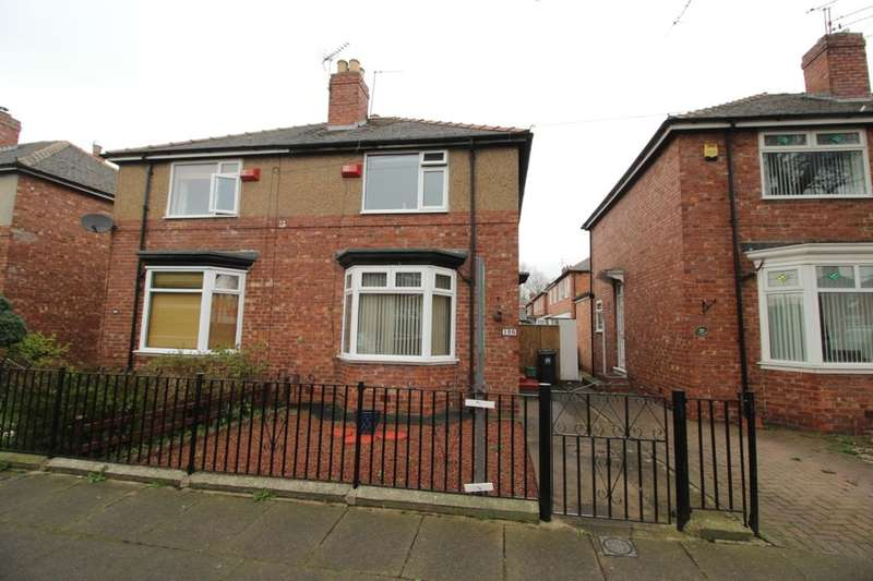2 Bedrooms Semi Detached House for sale in Sandriggs, Darlington, DL3