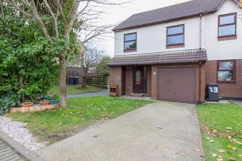 3 Bedrooms House for sale in Cronk Y Berry Avenue, Douglas, IM2 6HG