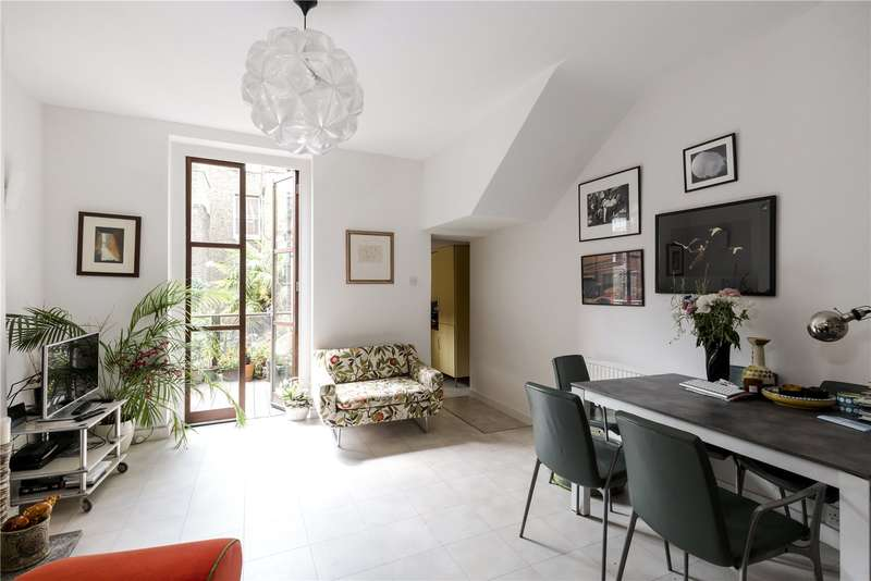 2 Bedrooms Flat for sale in Faraday Road, London, W10