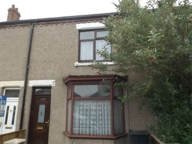 2 Bedrooms Terraced House for sale in Bowman Street, Darlington, Durham
