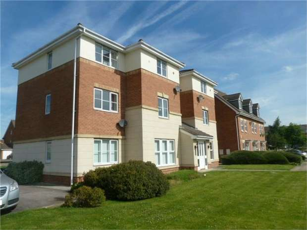 2 Bedrooms Flat for sale in Weavers Chase, Wakefield, West Yorkshire