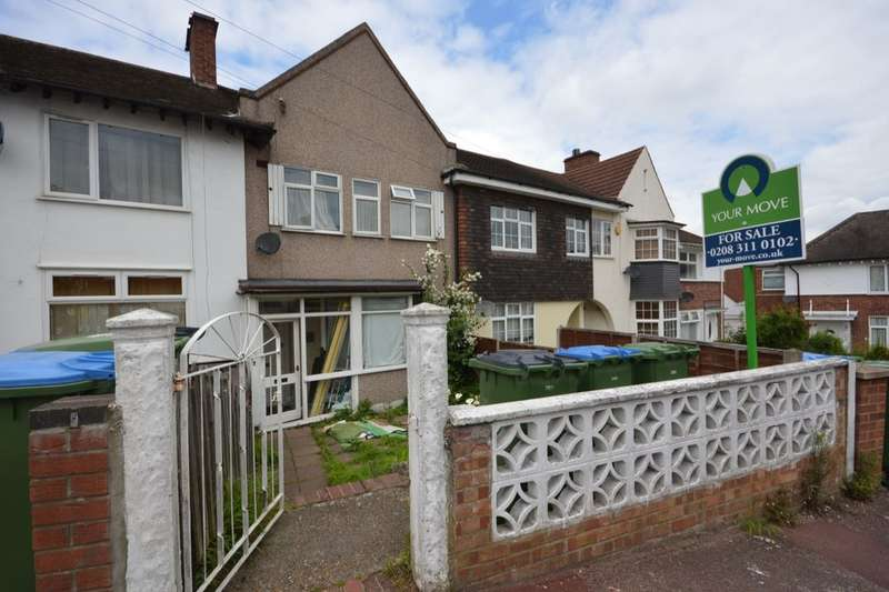 3 Bedrooms Property for sale in Willrose Crescent, Abbey Wood , London, SE2