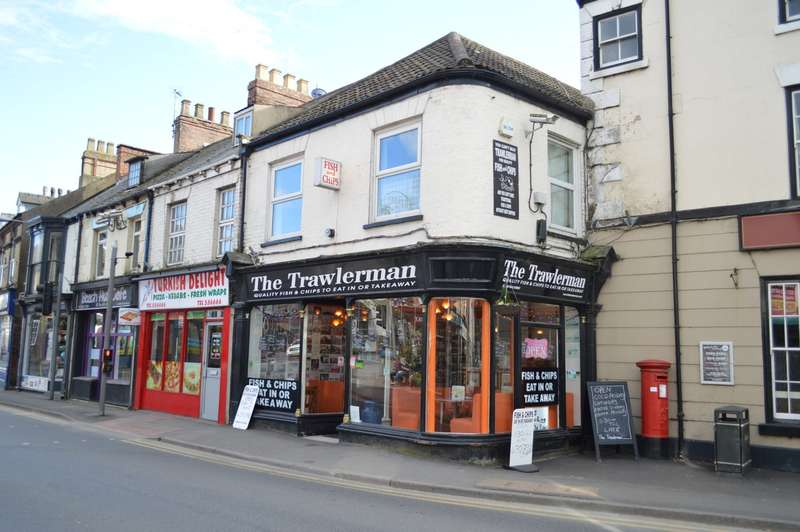 Commercial Property for sale in Market Place, Hornsea, East Riding of Yorkshire