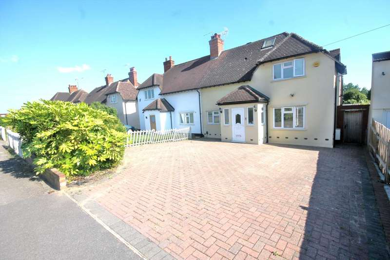 3 Bedrooms Semi Detached House for sale in Mount Pleasant Road, New Malden