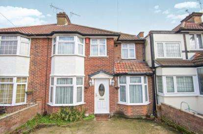 5 Bedrooms Semi Detached House for sale in The Greenway, London