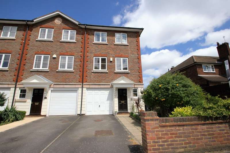 3 Bedrooms Town House for sale in Uxbridge Road, Surbiton
