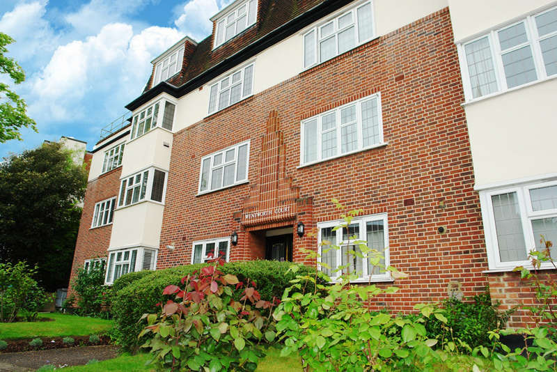 2 Bedrooms Ground Flat for sale in St Marks Hill, Surbiton