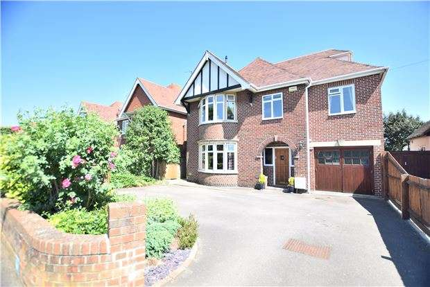 6 Bedrooms Detached House for sale in Estcourt Road, GLOUCESTER, GL1 3LW