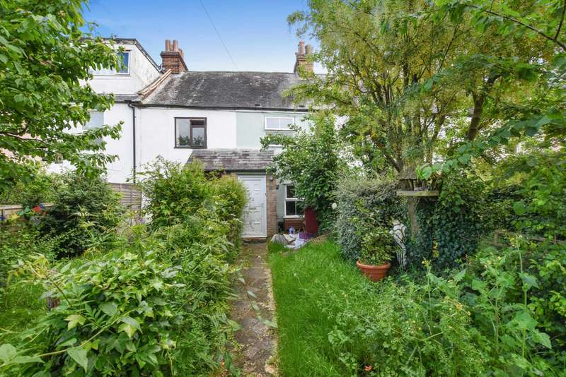 2 Bedrooms Terraced House for sale in Arnold Road, Oxford