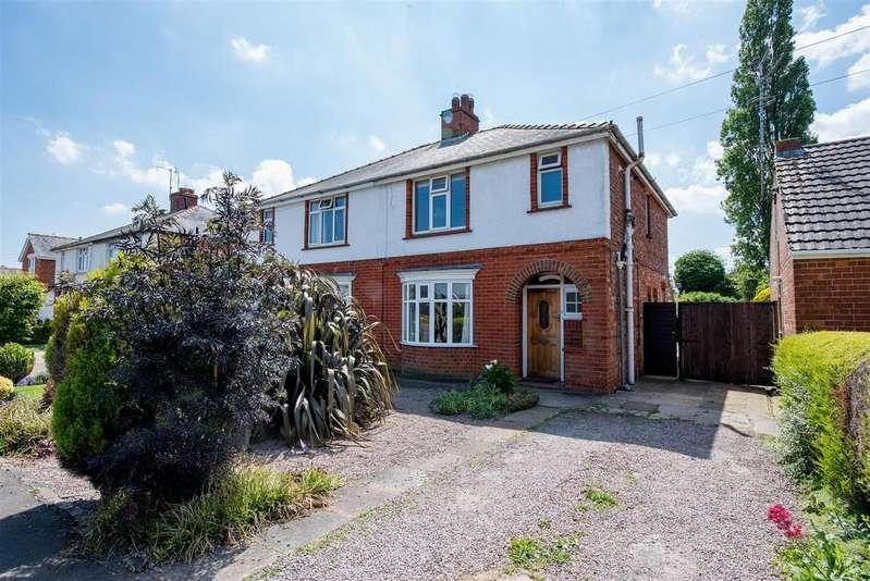3 Bedrooms Semi Detached House for sale in Hessle Avenue, Boston